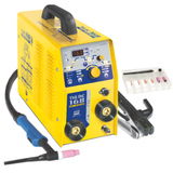 POSTE A SOUDER GYS TIG 168 HF DC AVEC ACCESSOIRE