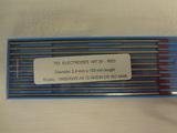 Electrodes tungstène nertal S ø 2,4mm