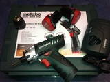 PERCEUSE-VISSEUSE METABO SANS FIL 10,8 VOLTS POWERMAXX BS BASIC