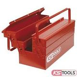 CAISSE A OUTILS METALLIQUE 5 COMPARTIMENTS KS TOOLS