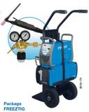 POSTE A SOUDER TIG SAF-FRO PRESTOTIG 310 DC PACK avec groupe de refroidissement eau et chariot