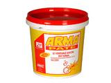 Pate ARMA savon en pot de 750 grammes.