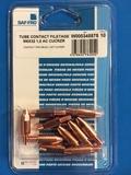 TUBE CONTACT SAF PROMIG 241 POUR FIL 1.2 MM ACIER SACHET DE 10.