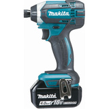 Visseuse à chocs Makita 18V Li-Ion 4 Ah 165 Nm