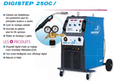 DIGISTEP 250C PACK