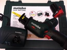 Scie sabre powermaxx METABO, 10,8 V