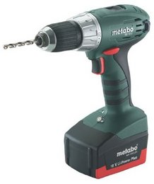 Perceuse visseuse sans fil METABO BS 18 Li 18 V 3,0Ah