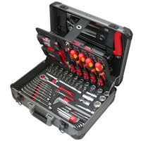 Coffret de 135 outils Hexel H135