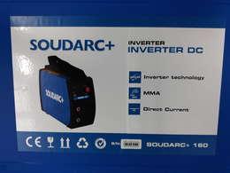 Poste à l'arc SOUDARC 1500 + valise + accessoires