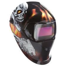 MASQUE AUTIOMATIQUE SPEEDGLASS 100V  T8-12 ACES HIGH