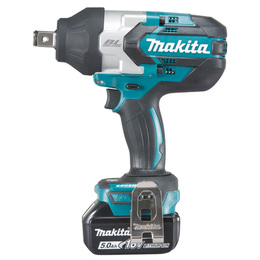 Boulonneuse à chocs MAKITA 18 V Li-Ion 5Ah 1050 Nm