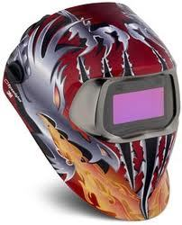 Masque automatique SPEEDGLASS 100V  T8-12 RAZOR DRAGON
